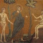 Dio crea l'uomo e la donna