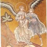 Giacobbe lotta con un angelo