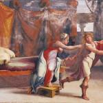 Giuseppe in casa di Potifar