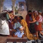 Giuseppe si riconcilia coi fratelli