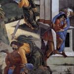 Mosè uccide un egiziano
