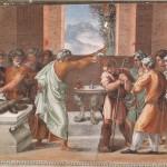 Samuele consacra Davide