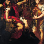 Davide rasserena Saul