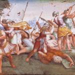 Davide sconfigge Golia