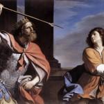 Saul tenta di uccidere Davide