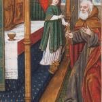 L'annuncio dell'angelo a Zaccaria