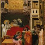 Nascita e circoncisione di Giovanni