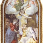 L'annuncio dell'angelo a Giuseppe