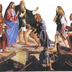 Gesù incontra Giacomo e Giovanni