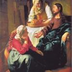 Gesù incontra Marta e Maria2