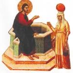 Gesù incontra la Samaritana