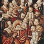 Gesù incontra i bambini