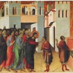 Gesù guarisce un cieco