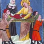 Gesù risuscita la figlia della vedova di Nain