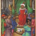 Gesù davanti a Erode Antipa